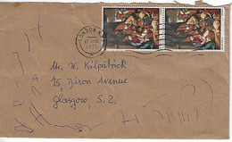 Great Britain 1967  Christmas SG.756-Mi.474 (17. Aug.1971) London N.W.1. - Covers & Documents