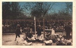 FR66 ELNE - Narbo 7 - Colorisée  - Le Marché Aux Primeurs - Animée - Belle - Autres Communes