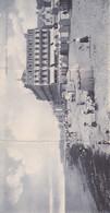 Wimereux (62) - Le Grand Hotel Et La Plage - Carte Triple - Panorama - Zonder Classificatie