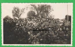 Milizia MVSN 1938 CCNN Camicie Nere Foto Di Gruppo - Guerre, Militaire