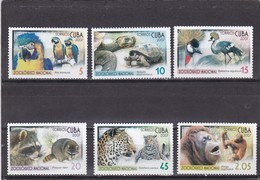 Cuba Nº 4440 Al 4445 - Unused Stamps