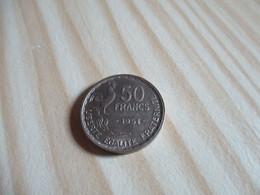 France - 50 Francs Guiraud 1951.N°2288. - M. 50 Franchi
