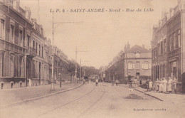1 Cp Saint-André Lez Lille - Sin Clasificación