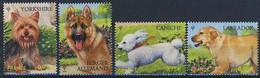 MDKH-BK1-301-3 MINT ¤ FRANCE FRANKRIJK 2011 SHEET ¤ DOGS Of The WORLD CHIENS DU MONDE - HONDEN Van De WERELD - Perros