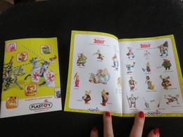 BD Astérix 1 Livret Plastoy - Objetos Publicitarios
