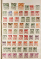 BRITISH COMMONWEALTH 19th Century To Early 1980's Mint (some Never Hinged) & Used Stamps In A Stockbook With Only Little - Zonder Classificatie