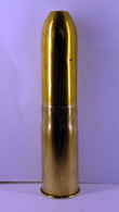 Obus / Boite à Mitraille De 37 Mm Complète - WW1  - INERTE - 1914-18
