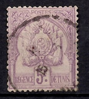 Tunisie Maury N° 17 Oblitéré. B/TB. A Saisir! - Used Stamps