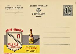 PUBLIBEL  # 1638 . Bier - Bière - JOHN SMITH'S Pale-ale Scotch Ale - Publibels