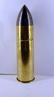 Obus De Rupture De 37mm Hotchkiss - WW1  - INERTE - 1914-18