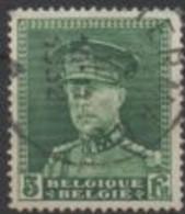 Belgique, N°323, Cachet Rond: 1932 - 1931-1934 Kepi