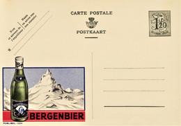 PUBLIBEL  # 1224 . BERGENBIER - Publibels