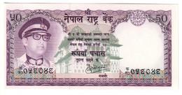 NEPAL50RUPEES1974P25UNC.CV. - Nepal