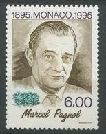Monaco 1995 - N° 1985 - Marcel Pagnol - Neuf ** - Ongebruikt