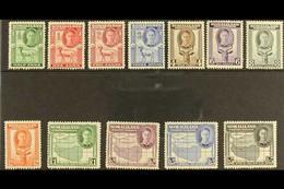1938 Definitive Set, SG 93/104, Mint (12 Stamps) For More Images, Please Visit Http://www.sandafayre.com/itemdetails.asp - Somaliland (Herrschaft ...-1959)