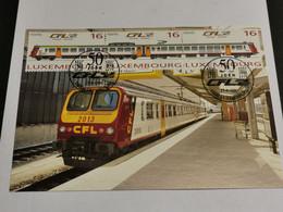 CM, CFL 50 Joer 1946-1996 - Cartoline Maximum