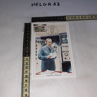 FB4664 REPUBBLICA ITALIANA ROMA 1995 CENTO ANNI DI RADIO MARCONI MOSTRA CENTO ANNI DI RADIO TIMBRO TARGHETTA - 1991-00: Marcofilie
