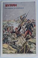 C. P. A. : Publicité : BYRRH : Prise D'une Tranchée, Campagne 1914-1916 - Reclame