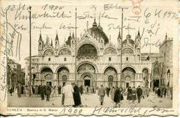 010339  Venezia - Basilica Di S. Marco - Venezia (Venice)