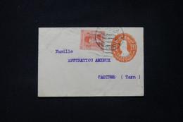 EGYPTE - Entier Postal + Complément Pour La France En 1939 - L 89579 - Ohne Zuordnung
