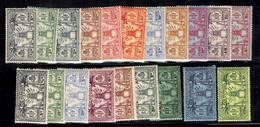 Nouvelles-Hébrides YT N° 80/90 Et N° 91/99 Neufs *. B/TB. A Saisir! - Unused Stamps
