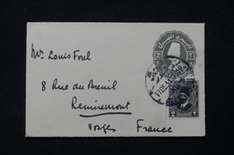 EGYPTE - Entier Postal + Complément De Alexandrie Pour La France En 1931 - L 89580 - Ohne Zuordnung