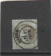 N° 50   -  CACHET A DATE DIJON Bien Centré  - REF 5211 - 1871-1875 Ceres