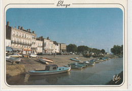 DEPT 33 : édit. Elcé N° 3565 : Blaye Le Port - Blaye