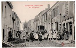 BOUXIERES-aux-DAMES (54) RUE SAINT-MARTIN. - Autres Communes