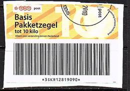 Basis Pakket Zegel Tot 10 Kg Tuimelstempel .. EEMS  (FB-76) - Covers & Documents