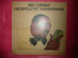 LP33 N°7620 - JOE TURNER - 40 525 U - Blues
