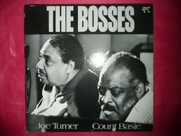 LP33 N°7622 - THE BOSSES KINGS COUNT BASIE & JOE TURNER - 2310 709 - Blues