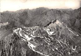 En Avion Au Dessus De MASSIF DU MONT CINTO On Distingue Le Lac Du Mont Cinto Vue Generale 16(scan Recto-verso)MA525 - Andere Gemeenten