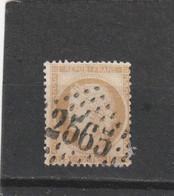 N° 55   -  GC 2565  MOULINS SUR ALLIER  (03) ALLIER - REF 5211 - 1871-1875 Cérès