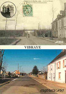 72 - Vibraye - Hier Et Aujourd'hui - Multivues - Flamme Postale De Vibraye - CPM - Voir Scans Recto-Verso - Vibraye