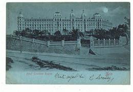 06 - NICE - Hôtel Excelsior Régina - 1619 - Cafés, Hoteles, Restaurantes