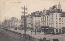 ANVERS, Belgium, 1900-1910's; Quai Plantin - Altri