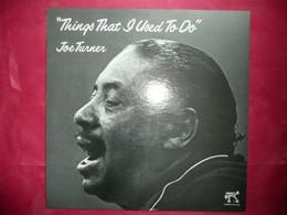 LP33 N°7624 - JOE TURNER - 2310-800 - Blues