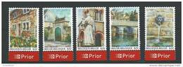 Zegels 3541 - 3545 ** Postfris - Unused Stamps