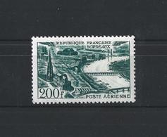 FRANCE 1949 - YT PA N° 25 NEUF SANS CHARNIERE ** - 1927-1959 Ungebraucht