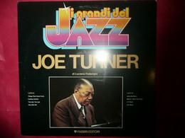 LP33 N°7627 - JOE TURNER - JOLI BOOK AVEC PHOTOS COULEUR - Blues