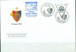 Switzerland, 2004 FC Basel, Cover - Famous Clubs