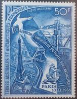 R2441/43 - 1969 - T.A.A.F. - POSTE AERIENNE - N°18 NEUF** - Airmail