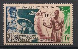 Wallis Et Futuna - 1949 - Poste Aérienne PA N°Yv. 11 - UPU - Neuf Luxe ** / MNH / Postfrisch - Ungebraucht