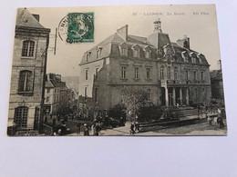 22 LANNION    La Mairie     TB  PLAN. 1911.  PAS COURANT.  Voir Description - Lannion