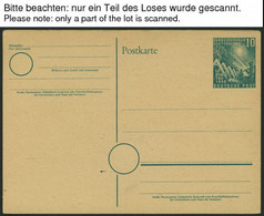 GANZSACHEN A.PSo 1-P 84 BRIEF, 1949-65, 17 Verschiedene Ungebrauchte Ganzsachenkarten, Fast Nur Prachterhaltung - Sin Clasificación