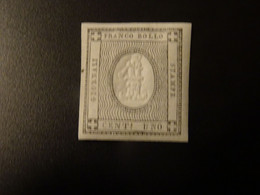 Italie  Italia Italy 1861  Royaume De Sardaigne Neuf*/** - Non Classificati