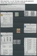 SAMMLUNGEN, LOTS **,o,* , 1852-1999, Anfängersammlung Niederlande In 3 Einsteckbüchern, Ohne Spitzenwerte, Aber Einige M - Collections