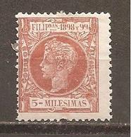 Filipinas - Edifil  135 - Yvert 160 (MH/*) - Philippinen