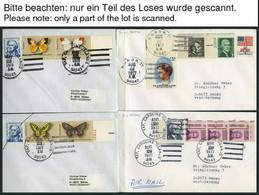 SAMMUNGEN, LOTS 1977, 16 Verschiedene Belege Mit Abstempelungen Aus Der Südsee, Pracht - Cartas